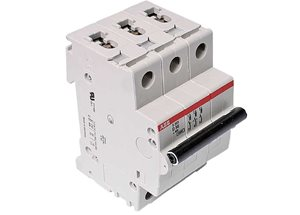 Mains Input Breaker 50A 'D' Rated (S500)