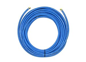 "Flowmeter Oxygen Hose 3/8"" x 50M (Long Supplies) (Conforms to ISO EN1256)"