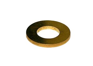 "3/8"" Brass Terminal Washer"