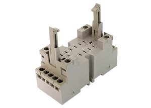 Din Rail Mnt E-Stop Relay Base
