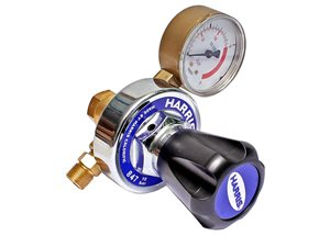 "3/8"" Oxygen Regulator (Single Gauge) 9 Bar"