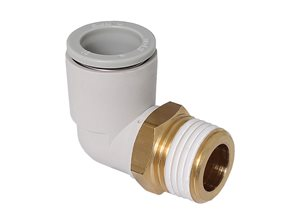 "Push In Swivel Elbow 1/2""BSP x 16mm Pipe"
