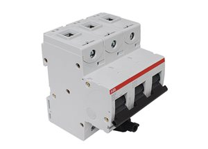 Mains Input Breaker 125A 'D' Rated