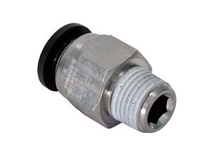 "Push-In Coupler 1/8"" BSP x 1/4"" Pipe"
