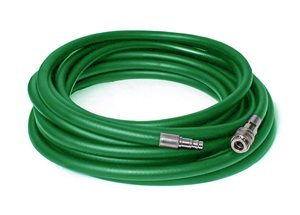 8m air hose between AFU and waistbelt/regulator