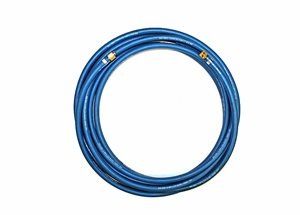 Flamespray Oxygen Hose x 10m (Conforms to ISO EN1256)