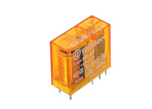 Double Pole Ch/Over Relay 24V