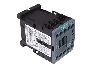 3 Pole Contactor. 7A. 3Kw. 24Vac Coil