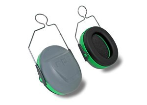Ear defenders for HELMET-RPB