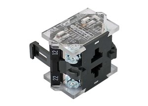 Emergency Stop Switch Block