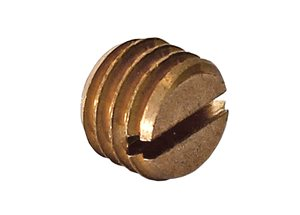 PS50 Brass Gas Plug