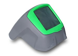 Clip-on weld visor for HELMET-RPB