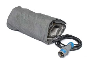 Heating blanket for 47kg propane cylinders