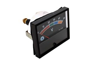 Voltmeter 0-50Vt-Screen 897