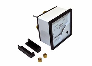 DIN Motor Speed Meter (0-10Vdc) Scale 0-100