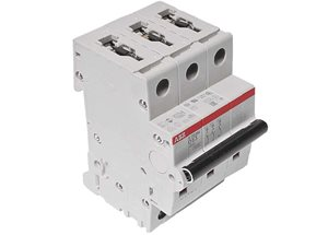 Mains Input Breaker 63A 'D' Rated (S700)