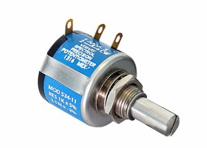 5K 10 Turn 3Watt Potentiometer